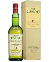 Виски, Glenlivet, 12 Y.O. Excellence, 40%, 0,7 л, ст/б/ПК/12