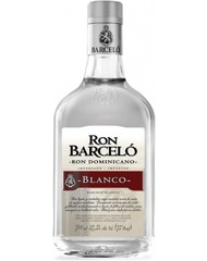 Ром, Ron Barcelo Blanco, 37,5%, 0,7 л., ст/б/12