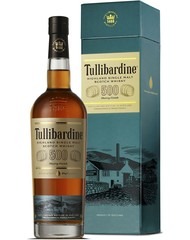 Виски, Tullibardine 500 Sherry Finish, 43%, 0,7 л, ст/б/ПК/6