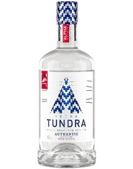 Водка, Tundra Authentic, 40%, 0,25 л, ст/б/20