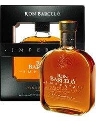 Ром, Ron Barcelo Imperial, 38%, 0,7 л., ст/б/ПК/6