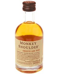Виски, Monkey Shoulder, 40%, 0,05 л, ст/б/12